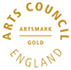 Arts mark council logo