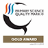 Primary Science school award logo